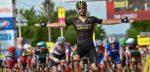 Tweede etappezege Luka Mezgec in Ronde van Polen