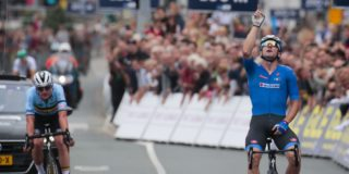EK Wielrennen 2019: Vivani klopt Lampaert