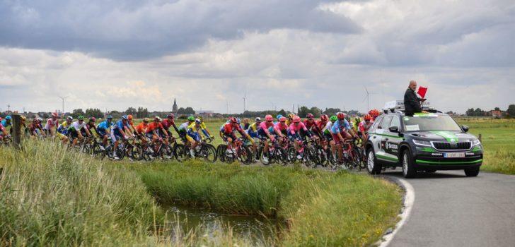 Volg hier de derde etappe van de BinckBank Tour 2019