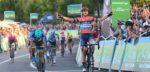 Winnende Canola heeft déja vu in Tour of Utah, Hermans blijft leider