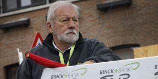 BinckBank Tour laat (ex-)renners mening geven over veiligheid parcoursen