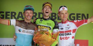 Laurens De Plus grijpt eindzege BinckBank Tour, Naesen wint laatste etappe