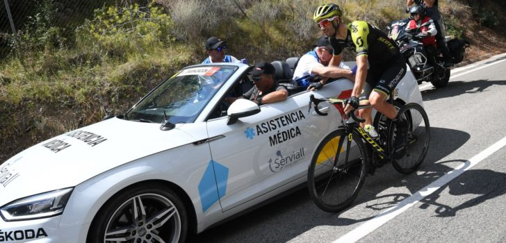 Vuelta 2019: Medisch bulletin en juryrapport