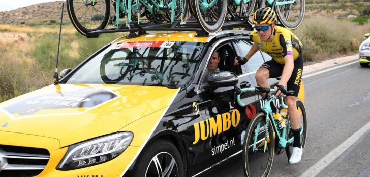 Vuelta 2019: Steven Kruijswijk geeft op