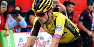 "Roglič klimt naar tweede plek: ""We weten hoe sterk Valverde is"""