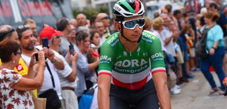 Vuelta 2019: Gehavende Davide Formolo geeft op