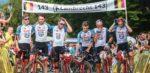Renners eren betreurde Lambrecht tijdens geneutraliseerde etappe