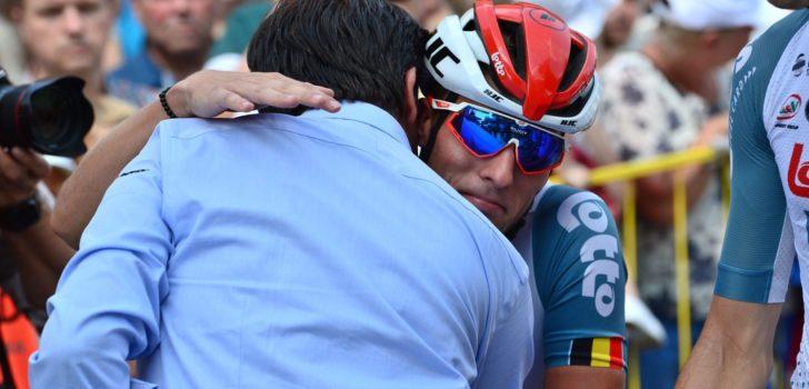 Renners Lotto Soudal beslissen morgen pas over vervolg Ronde van Polen