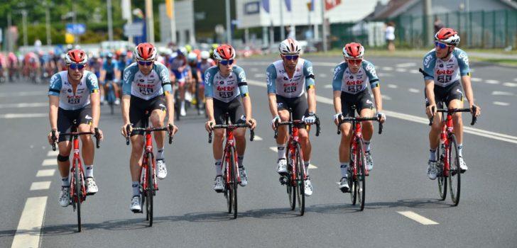 Renners Lotto Soudal zetten Ronde van Polen voort