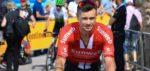 Nicolas Roche langer aan de kant door gebroken knieschijf