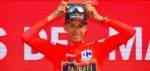 """Dylan Teuns leider in de Vuelta: """"De leiderstrui pakken was het doel"""""""