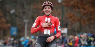 Lucinda Brand gaat koersen voor Trek-Segafredo en crossen bij Sven Nys