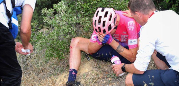 Vuelta 2019: Tejay van Garderen stapt uit de wedstrijd