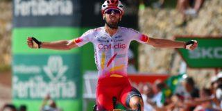 Vuelta 2019: Opgave Jesús Herrada