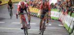 Wellens vloert Hirschi in BinckBank Tour na spectaculaire Ardennenrit