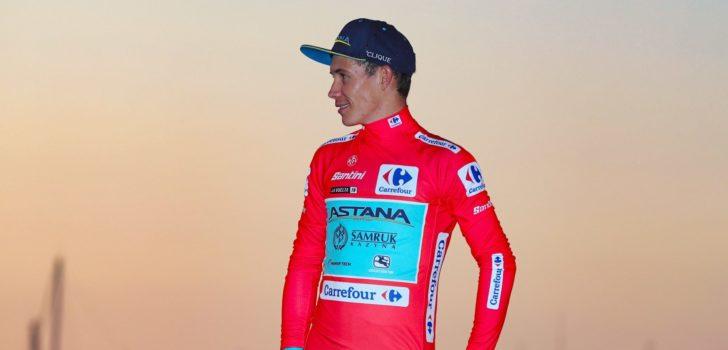 Vuelta 2019: Klassementen na de ploegentijdrit