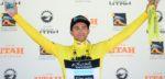 James Piccoli eerste leider in Tour of Utah