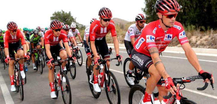 Vuelta 2019: Voormalig rodetruidrager Nicolas Roche geeft op