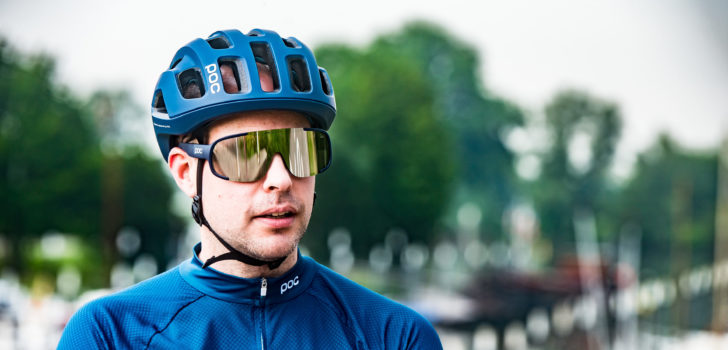 POC Ventral Air SPIN:  De helm van EF Education First