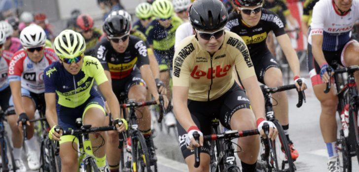 Volg hier de eerste etappe in de Lotto Belgium Tour 2019