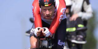 Zieke Frederik Frison onzeker voor WK Team Mixed Relay