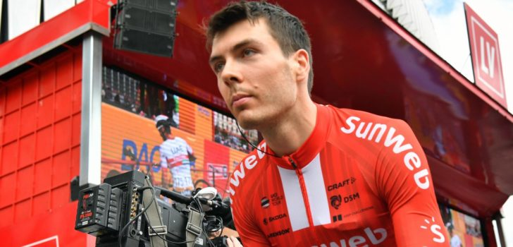 Max Walscheid verkast van Sunweb naar Dimension Data