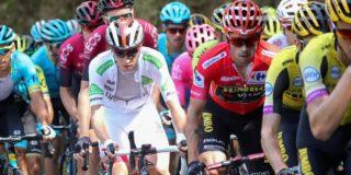 """Pogacar behoudt derde plek: """"Wilde Valverde en Roglic niet volgen"""""""