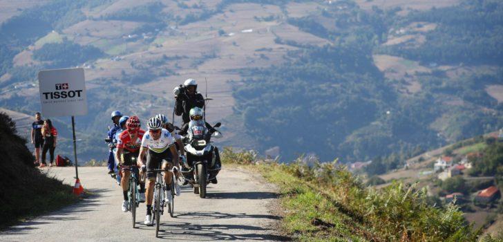 Volg hier de zeventiende etappe van de Vuelta a España 2019