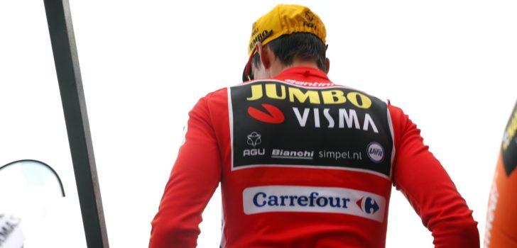 Vuelta 2019: Klassementen voor de tweede rustdag