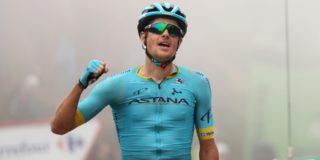 Jakob Fuglsang gaat voor klassement in Giro