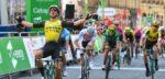 Groenewegen klopt Van der Poel met fietslengtes in Newcastle
