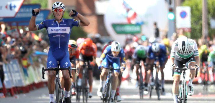 Vuelta 2019: Liveblog – Gilbert wint waaieroorlog na kabinetstuk van Deceuninck-Quick-Step