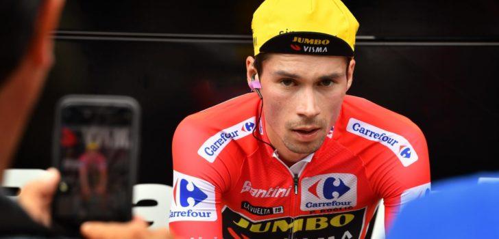 Vuelta 2019: Klassementen na etappe 20