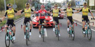 Jumbo-Visma pakt meeste prijzengeld in Vuelta a España