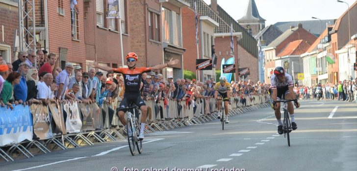 Arjen Livyns wint GP Memorial Briek Schotte in Desselgem