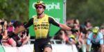 Derde sprintzege Groenewegen in Tour of Britain, Trentin nieuwe leider