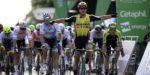 Groenewegen opent Tour of Britain met zege, Van der Poel vierde