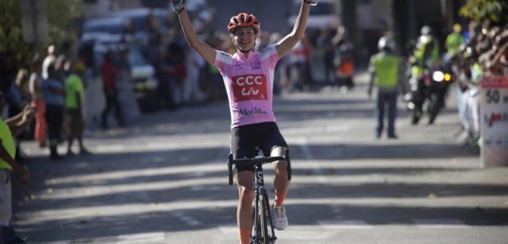 Veelvraat Vos zegeviert ook in slotetappe Tour de l'Ardèche
