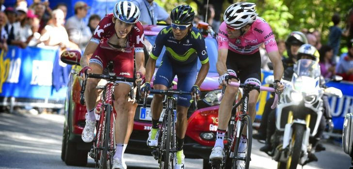 Gran Piemonte finisht dit jaar op klim naar Oropa