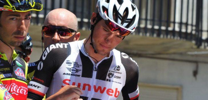 Team Sunweb denkt aan schadeclaim tegen dopingzondaar Preidler