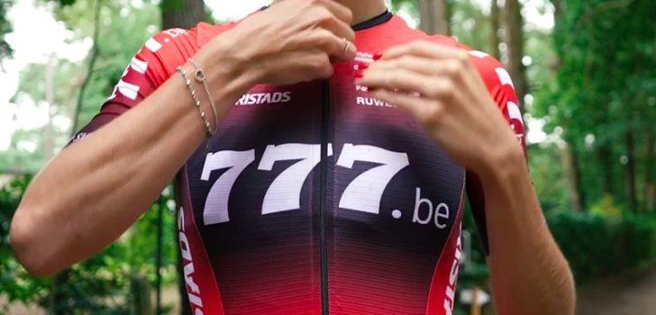 777 CX Team en Bart Wellens presenteren Worst, Arzuffi en Kastelijn