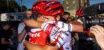 """Winnende Theuns haalde Stuyven bij: """"Ik wilde eigenlijk met twee naar de finish"""""""
