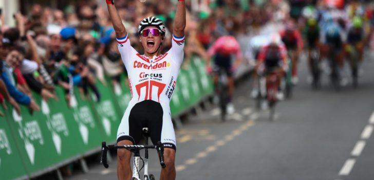 Indrukwekkende Van der Poel flitst naar de zege in Tour of Britain
