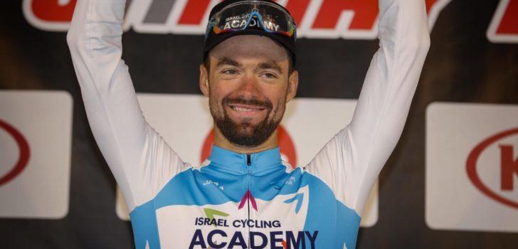 """Tom Van Asbroeck na winst in Binche: """"Wist dat ik links moest sprinten"""""""