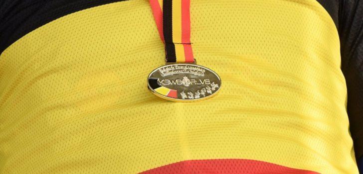 BK baanwielrennen Gent 2019: Programma en medaillewinnaars