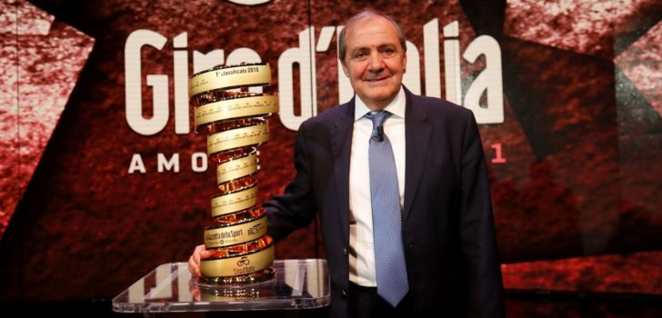 Vegni wil ondanks hervormingen drie Giro-wildcards geven aan Italiaanse ploegen
