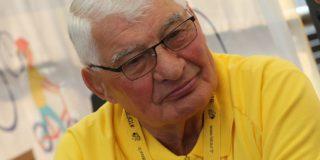 Zorgen om opgenomen wielerlegende Raymond Poulidor