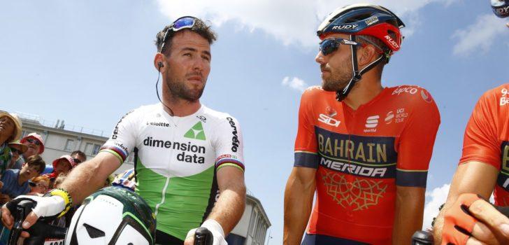 """Sonny Colbrelli: """"Komst Cavendish maakt me een betere sprinter"""""""