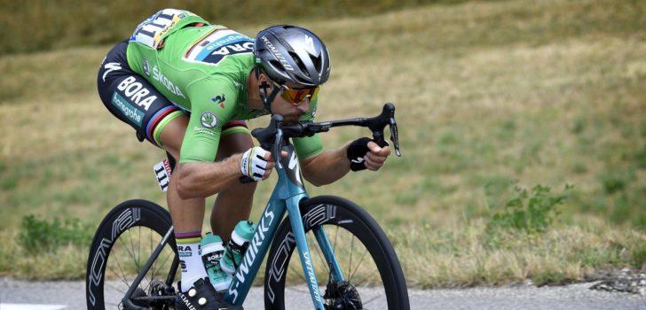 Peter Sagan maakt komend seizoen debuut in Giro d'Italia