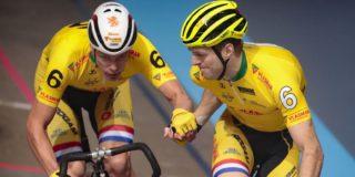 Coquard en Grondin zien concurrentie naderen in Zesdaagse van Londen